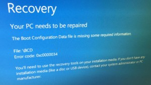 BCD Recovery