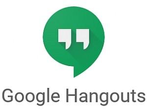 fonte: hangouts