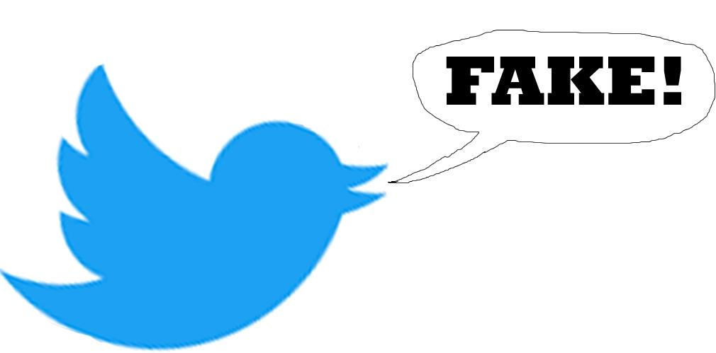 Como denunciar tweets