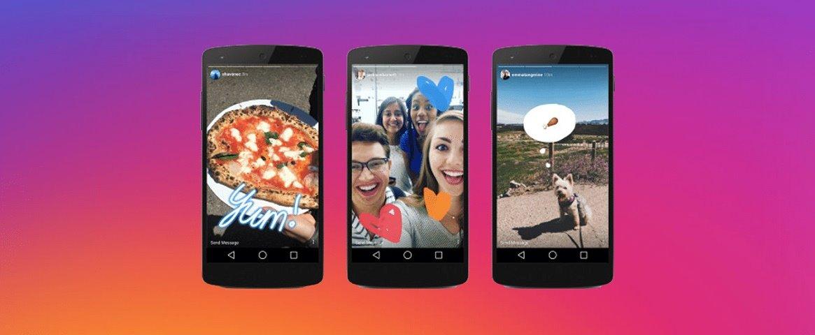 Instagram Stories agora pode ser compartilhado apenas com melhores amigos