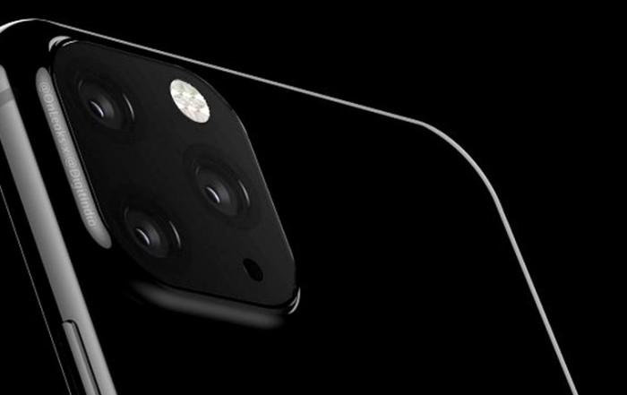Iphone pode ganhar câmera tripla